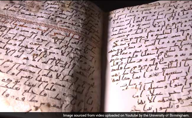 Quran Manuscript Attributed to Imam Hassan (AS) Attracts Pilgrims in