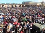 Libya refugee