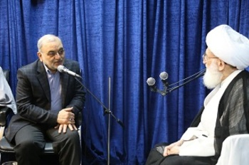 Ayatollah Nouri Hamadani