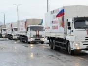 food convoy Syria