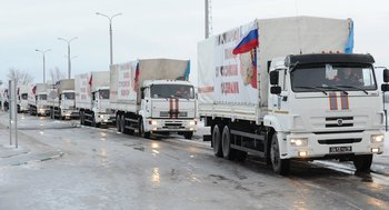 food convoy Syria
