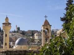 mosques and churches