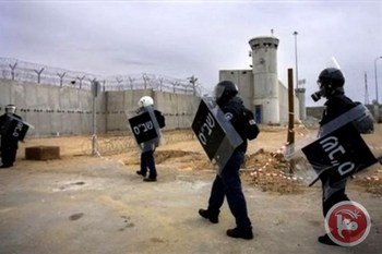 Israel detention center