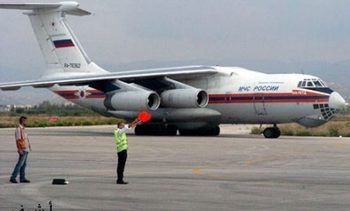 Russia humanitarian aid