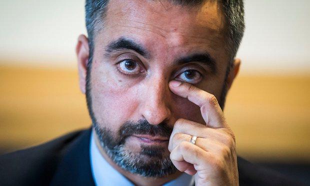 Muslim Human Rights lawyer
