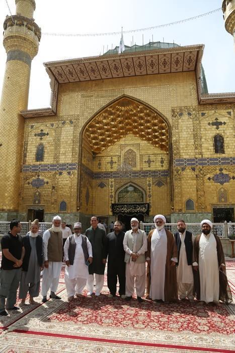religious unity in Iraq