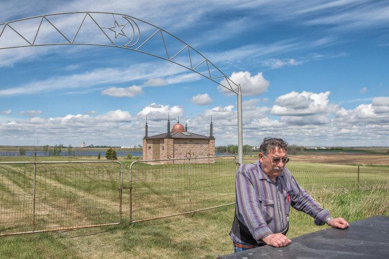 North Dakota Mosque A Symbol Of Muslims Long Ties In America
