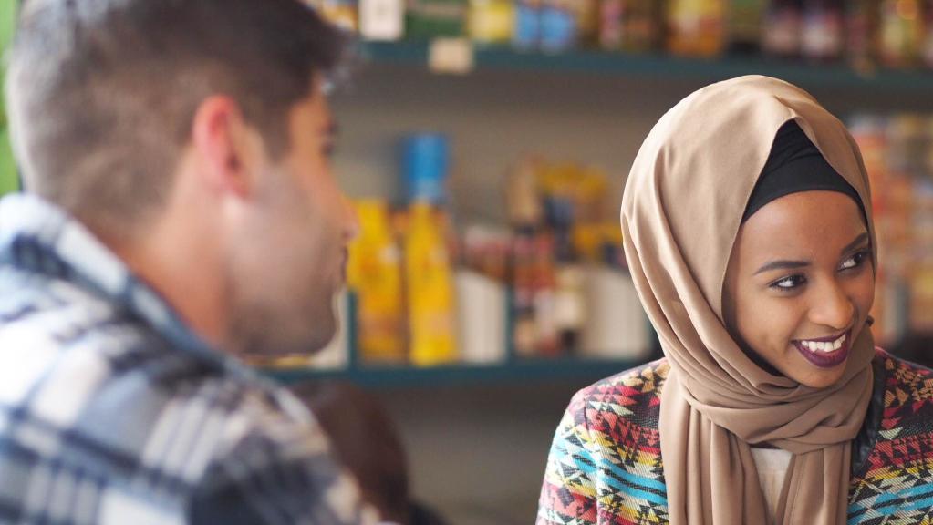 Amerikansk jente dating en tyrkisk fyr