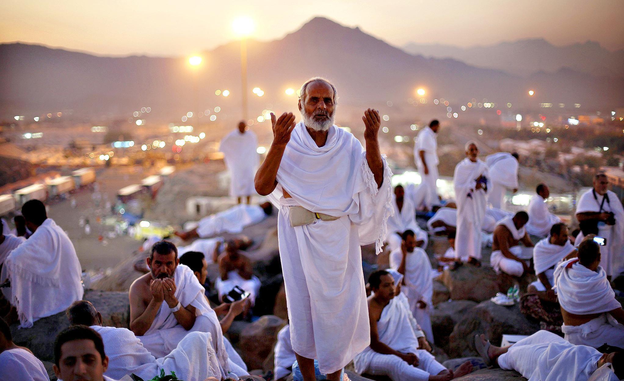 """""""Las virtudes del Día de 'Arafa y algunas súplicas del Profeta Abraham (P)"""""""