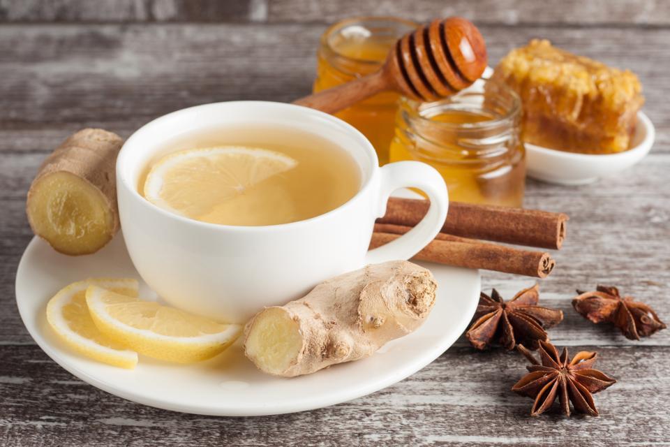 Имбирь и мед похудение