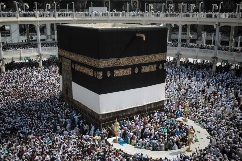 Saudi Arabia ups Iran's Hajj quota by 35 percent