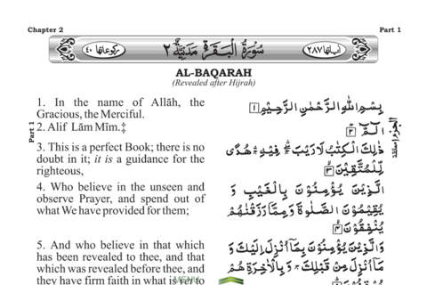 Can Reading The Qurans Translation Be Beneficial International