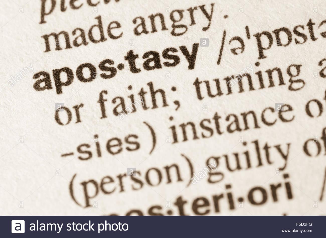 Apostasy is Equal to Treason - International Shia News Agency