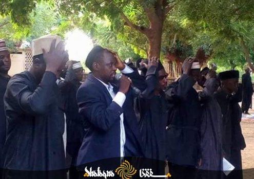 Shiites, Nigeria, Ashura, Tassoua