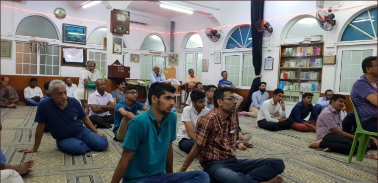 Photos: The Shia Muslim community of Port Louis, Mauritius