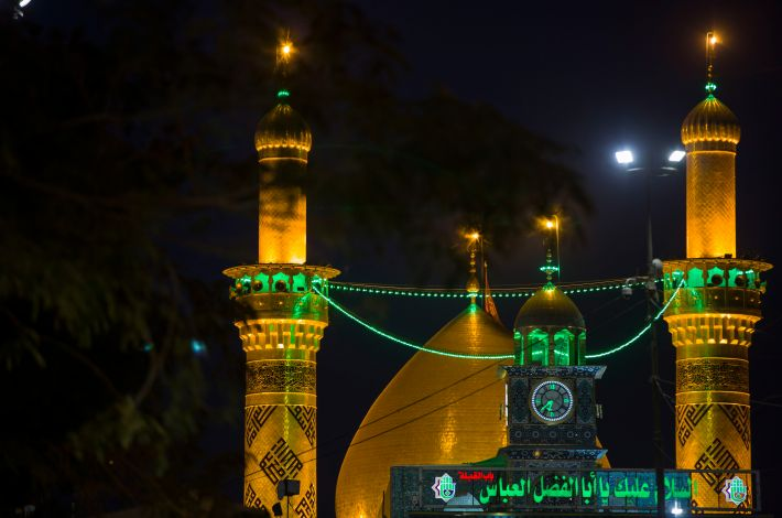 The lofty position of Aba al-Fadl al-Abbas (A.S)