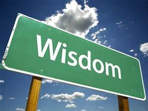 Why wisdom grows in humble hearts?