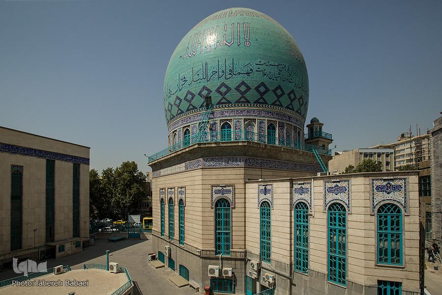 Photos: Hosseiniyeh Ershad in Tehran, Iran - International Shia News Agency
