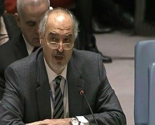 Syria, Bashar al-Jaafari, Idleb