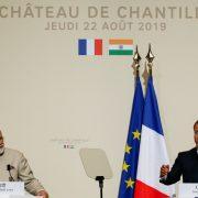 Kashmir , India, Pakistan,Emmanuel Macron