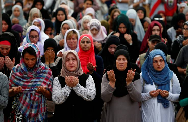 Muslims in Germany: Estimation puts the number at around 4