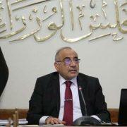 Iraq, Adel Abdul-Mahdi, Daesh, Hashd al-Sha'abi