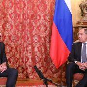 Saad al-Hariri, Sergei Lavrov, Lebanon, Russia, Israel