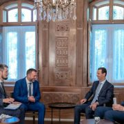 en.shafaqna-Syria Determined to Liberate Every Inch of Territory from Terrorists: President Assad