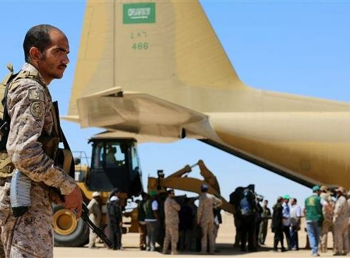 US officials , Saudi Arabi, Yemen