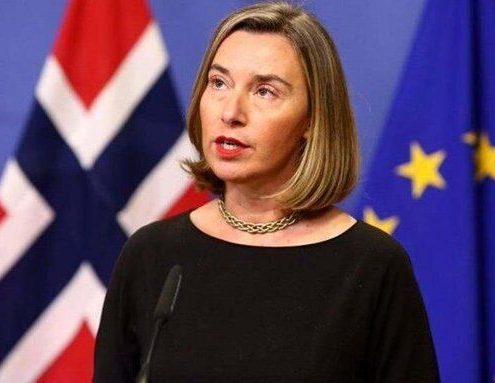 Federica Mogherini, Iran, JCPOA,