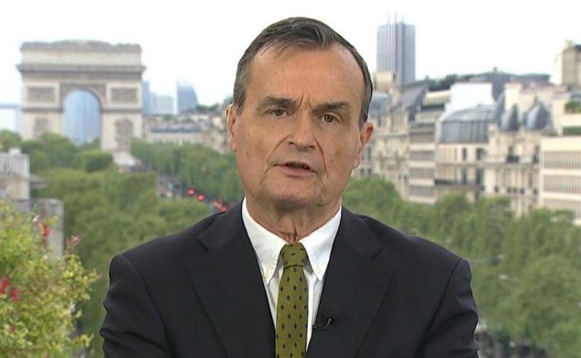 Gérard Araud, Iran, JCPOA, United States