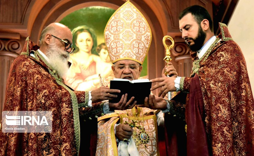 Christians, Tehran