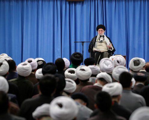 Ayatollah Khamenei, Iran, U.S.