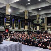 Ayatollah Khamenei, Hussayniyah of Imam Khomeini, Iraqi mawkib organizers