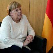 Angela Merkel, Middle East, JCPOA
