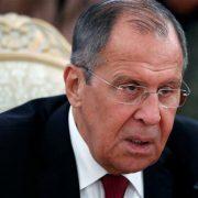 Sergei Lavrov, Russia, Syria, Idlib