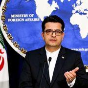Iran's Foreign Ministry spokesman, Saudi Arabia, Yemen