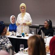 Emine Erdogan , Women's Role in Islam