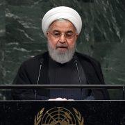 Hassan Rouhani, Strait of Hormuz, Middle East, US