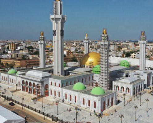 Senegal, Massalikoul Djinane mosque
