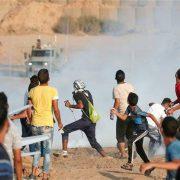 Gaza, Israeli forces