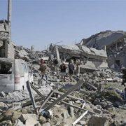 Yeman, Yemen's Houthi Ansarullah, Saudi Arabia