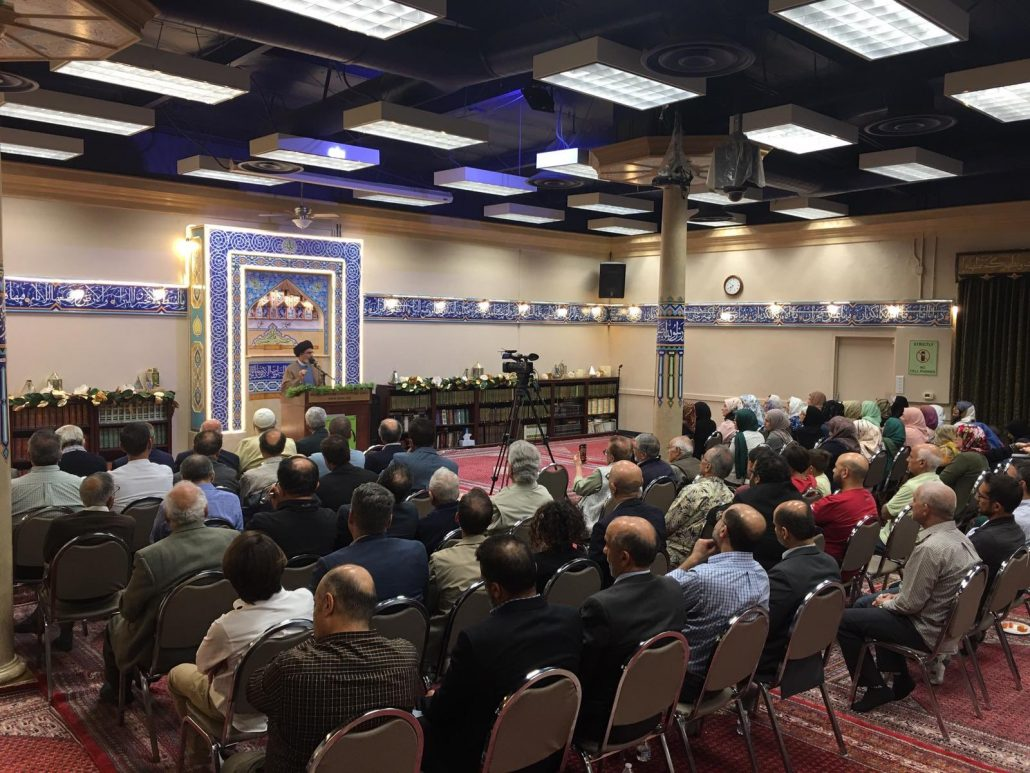 IECOC held Interfaith Celebration of Prophet Muhammad (PBUH) Birth Anniversary