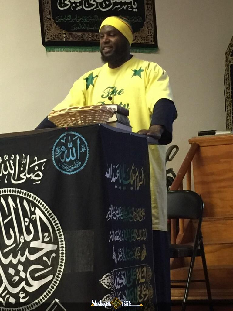 """One Out of 5 Black People Have Someone In Their Family Who Is a Muslim"""" / Interview With Amir Hakeem From Shia Community of US"""