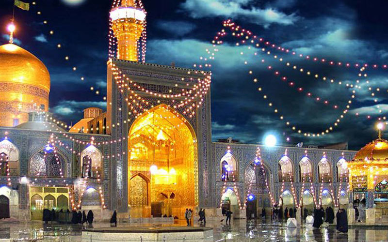 Video: Imam Ali's (A.S) Birth Celebration At Razavi's Holy Shrine