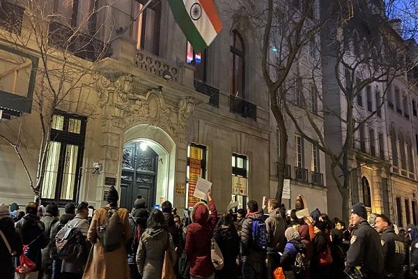 US: Rallies Held Against Anti-Muslim Violence In Delhi