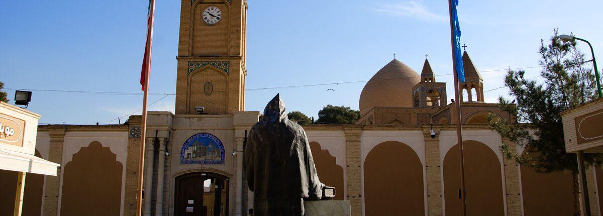 Isfahan, Iran Christians, Christmas 2021