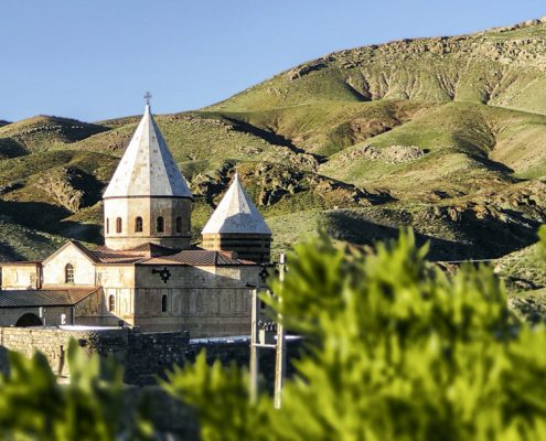 Black Church Iran, Qara Kelisa
