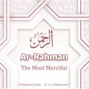 Ar-Rahman, Allah, God, Shia Graph