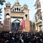 Shia in Lucknow, India